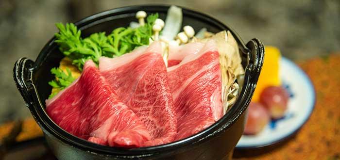 Platos típicos de Japón | Carne de Hida