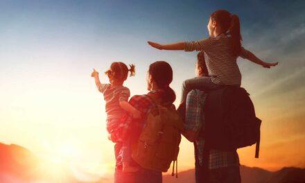 Escapada de fin de semana con tus hijos: misión posible