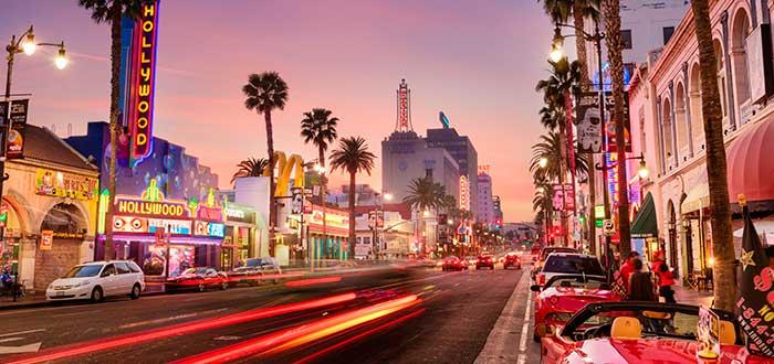 Fin de semana en Los Ángeles 1