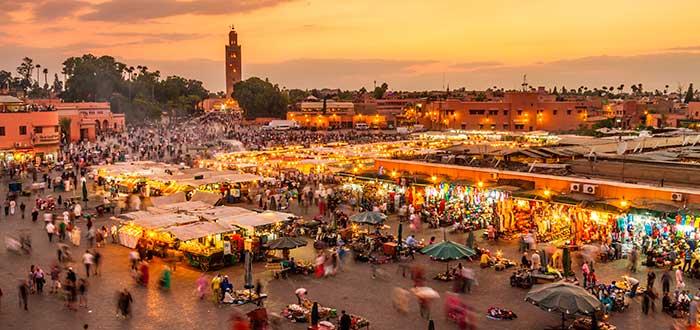 Lugares imprescindibles de Marrakech 1