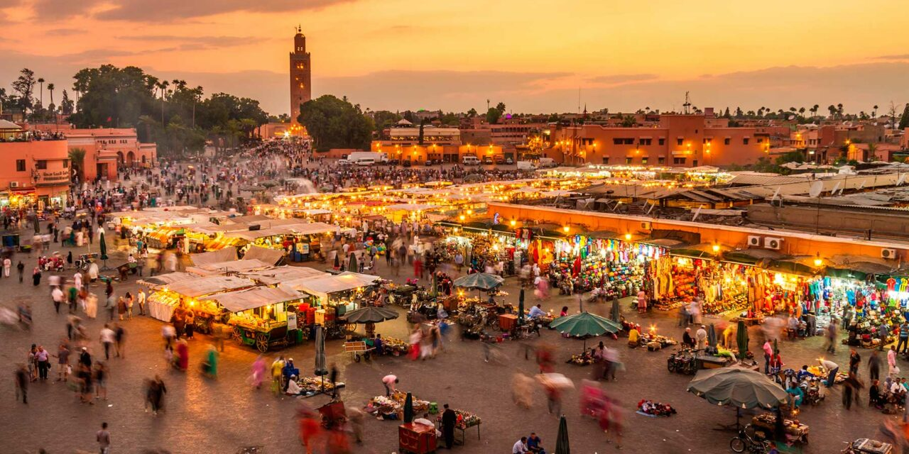 5 Lugares imprescindibles en Marrakech que te enamorarán