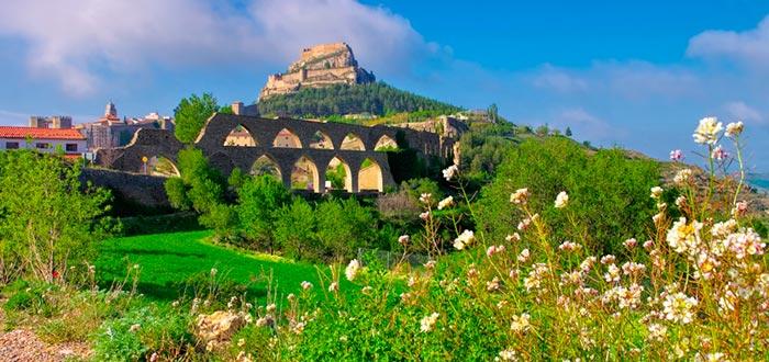lugares más fotogénicos de España, Castillo de Morella