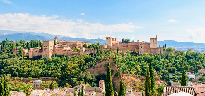 lugares más fotogénicos de España, Mirador de San Nicolás