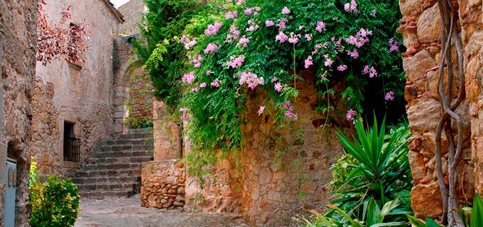 lugares más fotogénicos de España, Peratallada