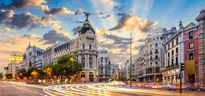 Madrid, emblemáticos lugares
