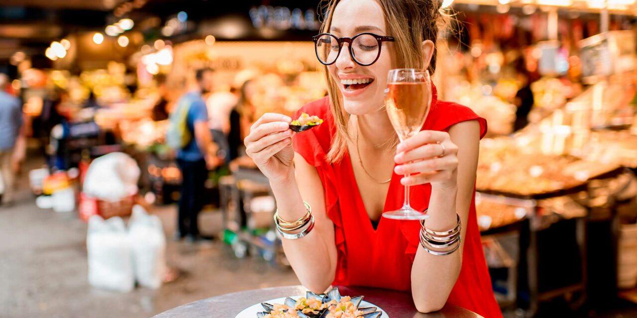 El turismo gastronómico cotiza al alza