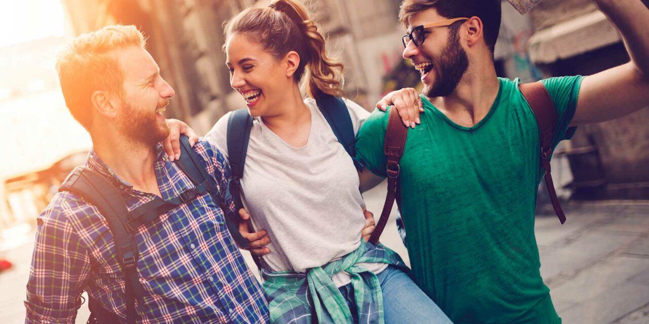 3 Grandes ventajas de hacer amigos durante un viaje. ¡Descúbrelas!
