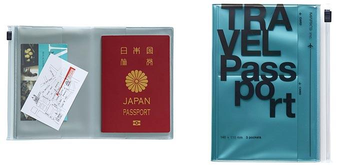 regalos para viajeros, funda pasaporte