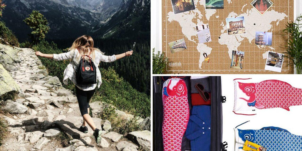 15 Regalos para viajeros que son ideales | ¡Y querrás para ti!