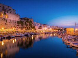 Menorca en Navidad