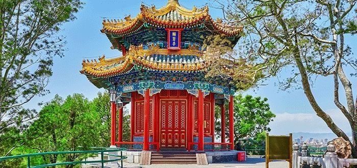 Parque Jingshan Qué ver en Pekín