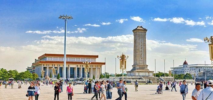 Plaza de Tian'anmen | Qué ver en Pekín