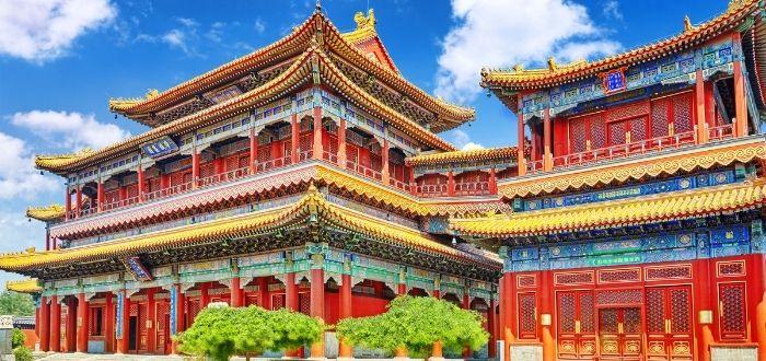 Templo de Yonghe o Templo de los Lamas