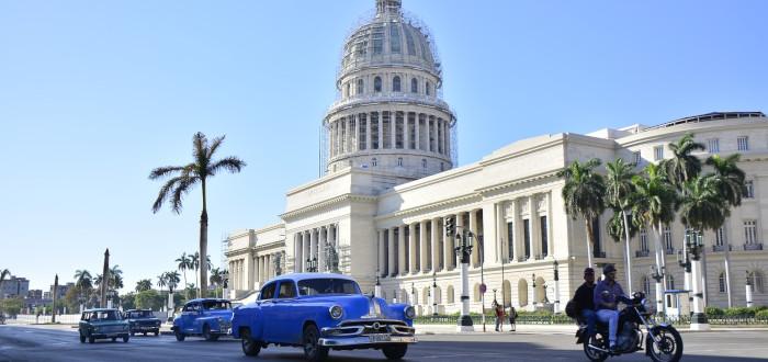 Qué ver en La Habana capitolio