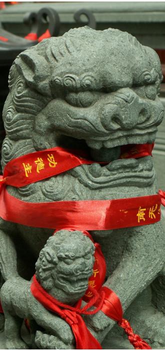 Qué ver en Shanghai león