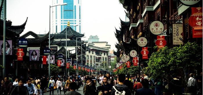 Qué ver en Shanghai yuyuan