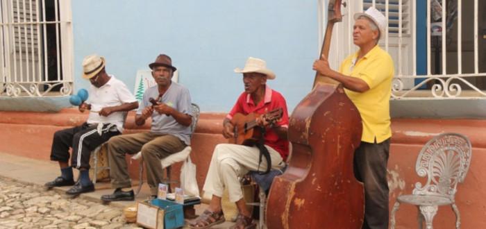 Qué ver en Trinidad música