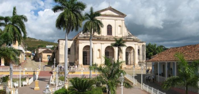 Qué ver en Trinidad plaza