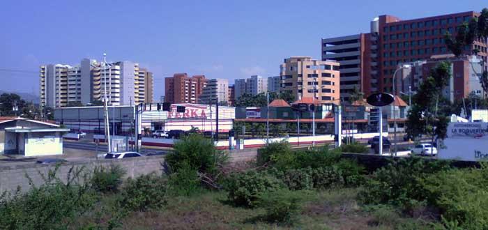 Ciudades de Venezuela