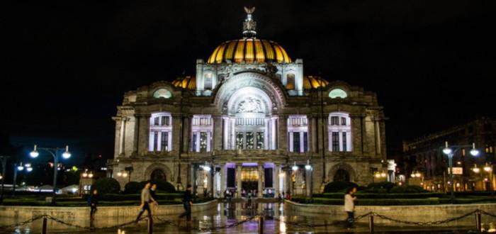 Qué ver en Ciudad de México palacio