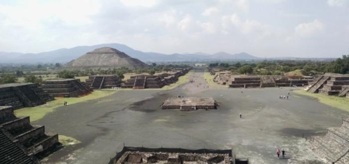 Qué ver en Ciudad de México pirámide