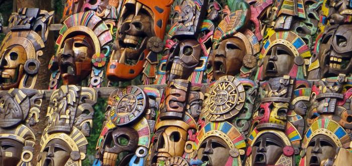 Qué ver en Mérida máscaras