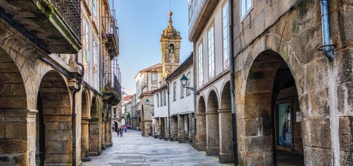 Qué ver en Santiago de Compostela 1