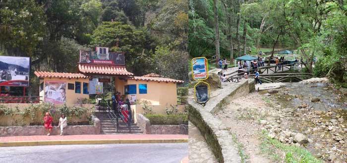 Parque Zoológico Chorros de Milla