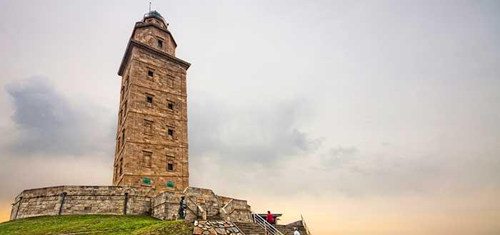 Qué ver en La Coruña | Torre de Hércules