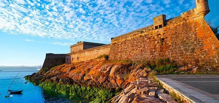 Qué ver en La Coruña | Castillo de San Antón