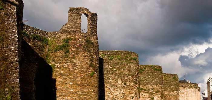 Qué ver en Lugo | Muralla Romana
