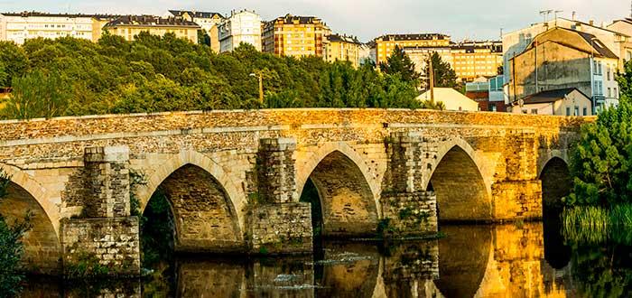 Qué ver en Lugo | Puente Romano