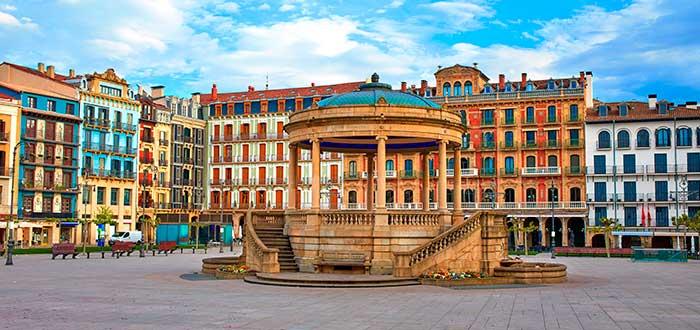 Qué ver en Pamplona | Plaza del Castillo