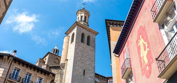 Qué ver en Pamplona | Iglesia de San Saturnino