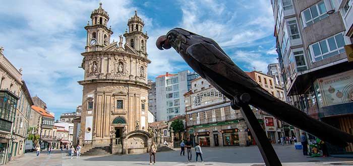 Qué ver en Pontevedra | Casco Antiguo