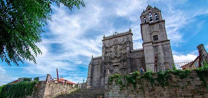 Qué ver en Pontevedra | Basílica de Santa María la Mayor