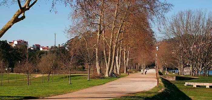 Qué ver en Pontevedra | Isla de las Esculturas