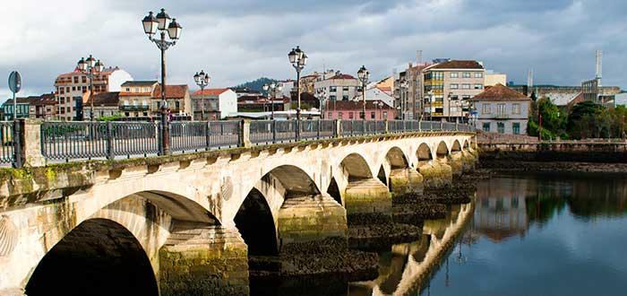 Qué ver en Pontevedra | Puente del Burgo