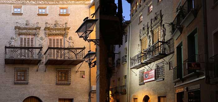 Que ver en Tudela | Casa del Almirante. Departamento de Cultura de Tudela