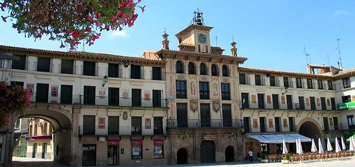 Que ver en Tudela | Plaza de los Fueros