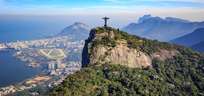Qué ver en Brasil: Cerro del Corcovado