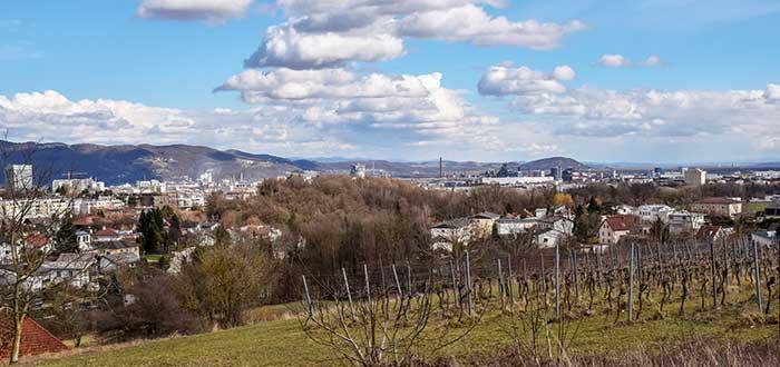 Ciudades de Austria | Leonding