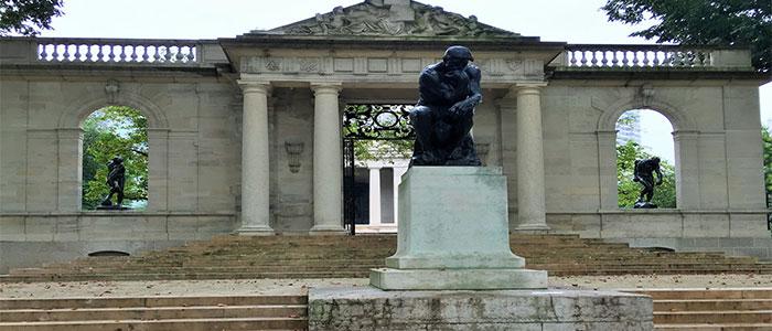 Qué ver en Filadelfia: Museo Rodin