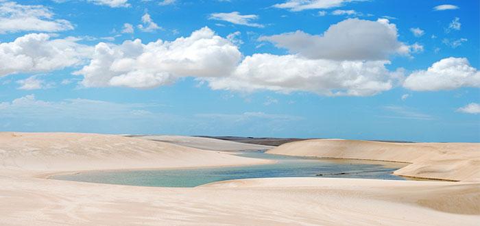 Parque Nacional de los Lençóis Maranhenses