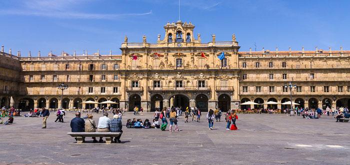 Qué ver en Salamanca | Plaza Mayor de Salamanca