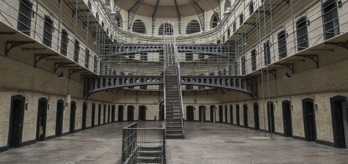 Qué ver en Dublín, Cárcel de Kilmainham