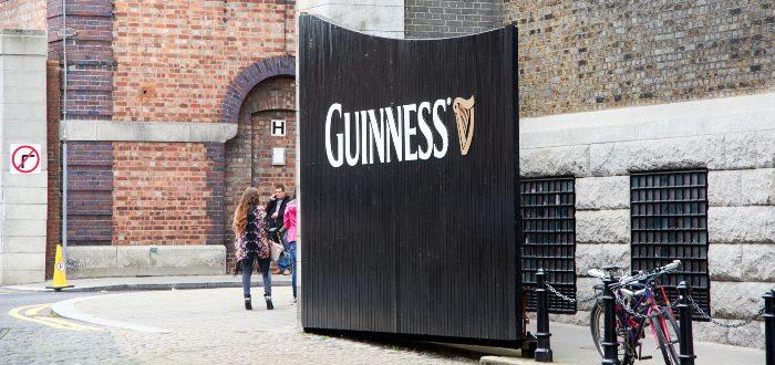 Qué ver en Dublín, Fábrica de Guinness