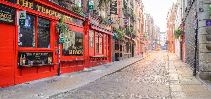 Qué ver en Dublín, Temple Bar