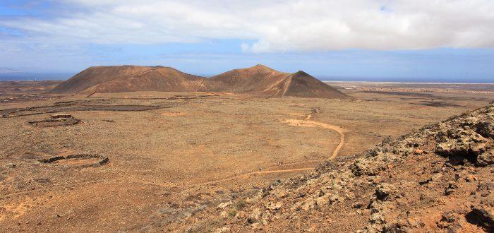 Qué ver en Fuerteventura, Calderón Hondo