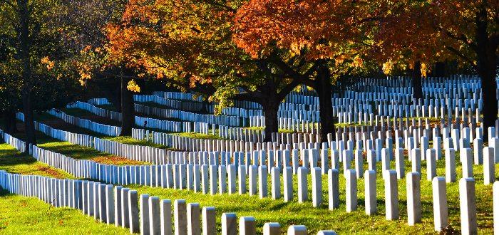 Qué ver en Washington, Cementerio Nacional de Arlington